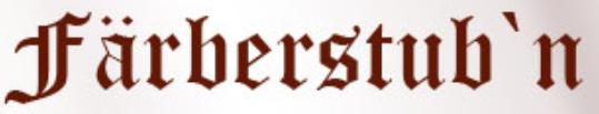 Restaurant Färberstub'n Logo